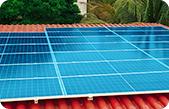 Sistema fotovoltaico Tamandáre - Blue Sol Energia Solar