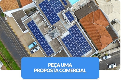 Orcamento sistema comercial - Blue Sol Energia Solar