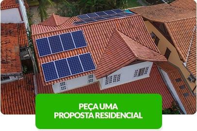 Orcamento sistema residencial - Blue Sol Energia Solar