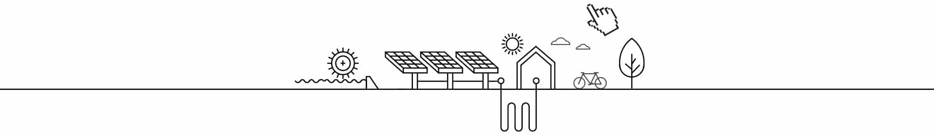 Placas solares - Blue Sol Energia Solar