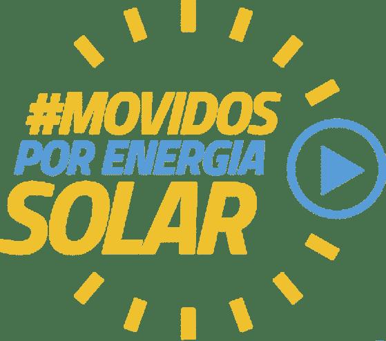 logo movidos por energia solar