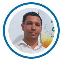 Valdemir Silva - Franqueado Blue Sol