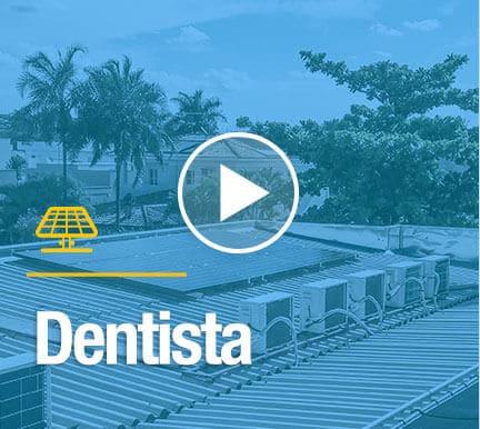 dentista sistema fotovoltaico blue sol