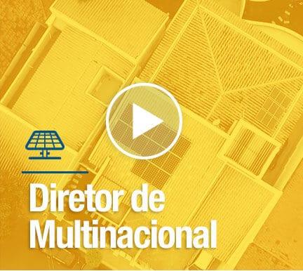 diretor multinacional sistema fotovoltaico