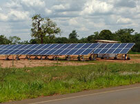 sistema fotovoltaico embraer