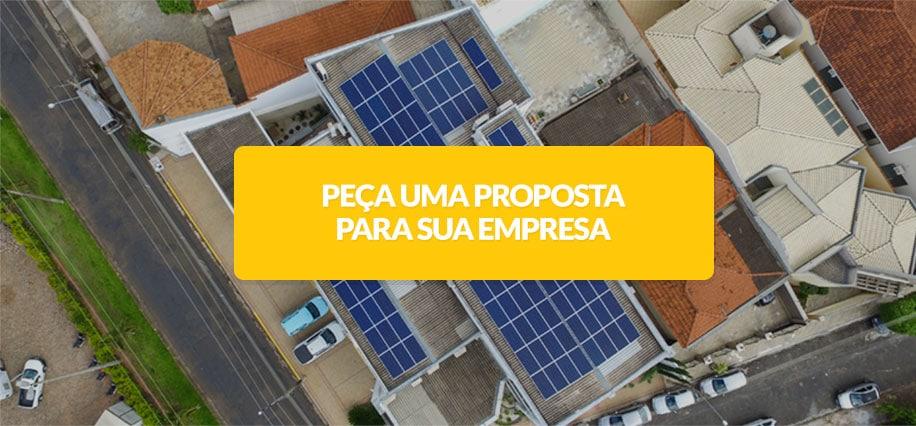 Energia solar comercial proposta - Blue Sol Energia Solar