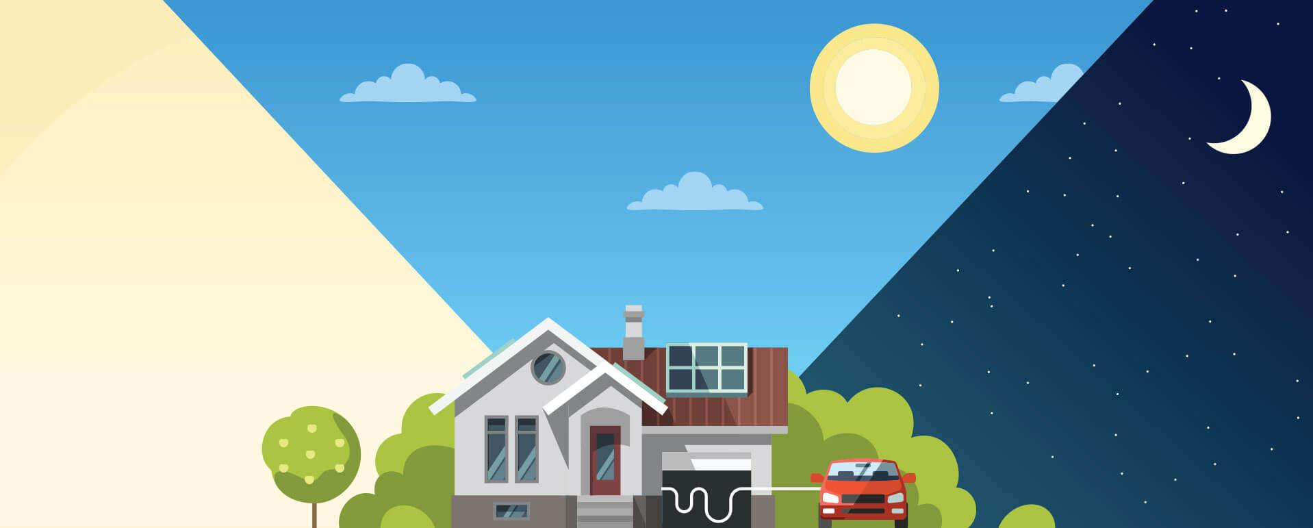Funcionamento solar - Blue Sol Energia Solar