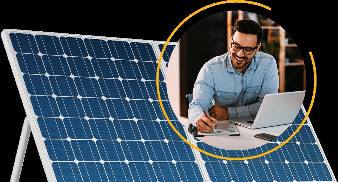 franquia de energia solar franqueado mobile