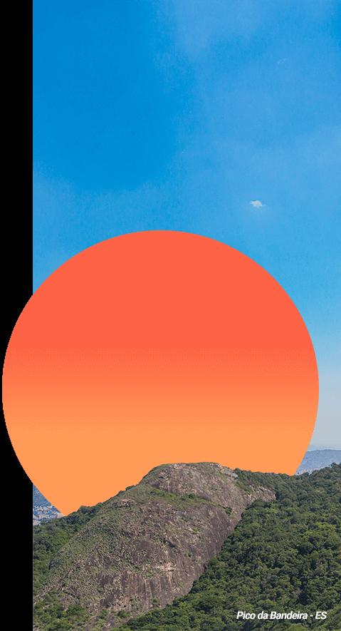 pico bandeira es solar