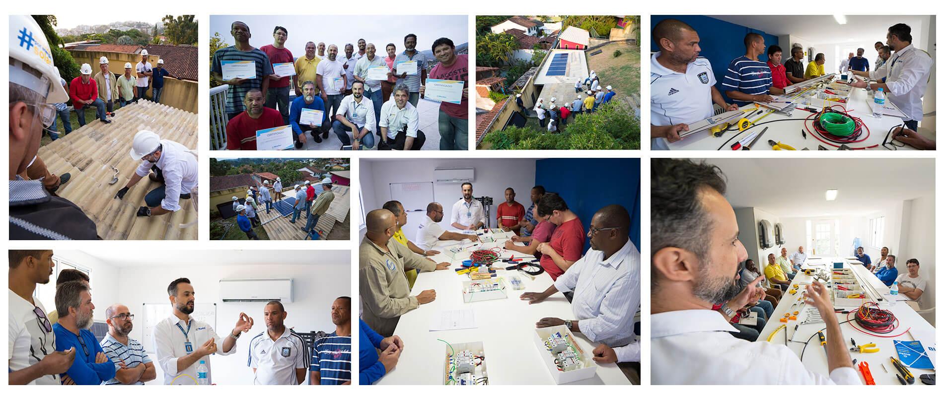 curso de energia solar centro treinamento